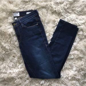 FRAME denim Le Skinny De Jeanne sz 27 Skinny Jeans